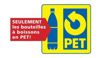 Recyclage du PET
