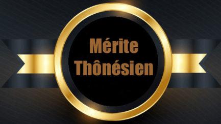Mérite Thônésien 2019