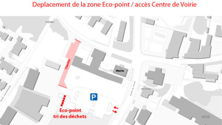 Eco-point mairie