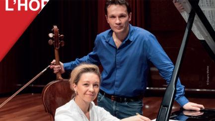 Récital de violoncelle et piano aux HUG